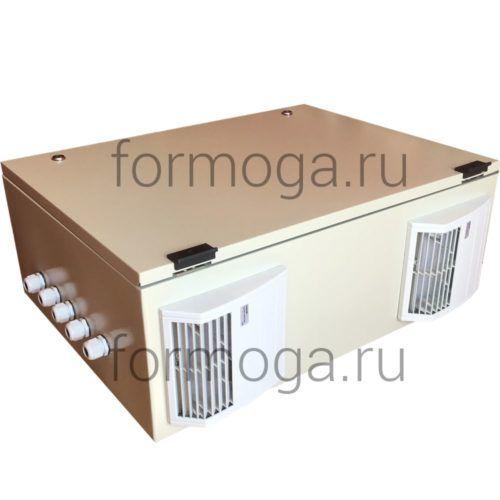 Термошкаф ТШ-2-НТВ 800х600х300 снаружи