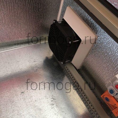 Термошкаф ТШ-2-НТГВ-800х600х300 с вентилятором