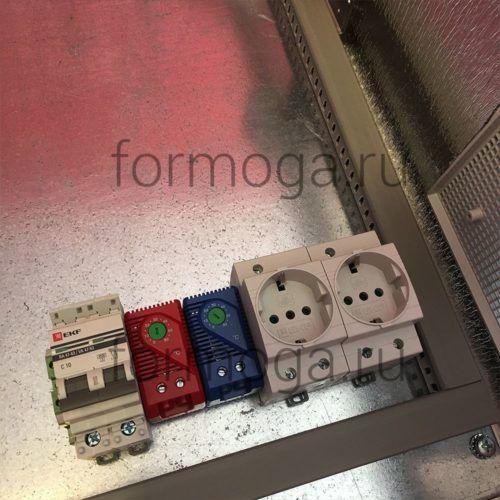 Термошкаф ТШ-2-НТВ-800х600х300 с вентиляцией автомат