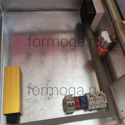 Термошкаф ТШ-2-НТГВ-800х600х300 с вентиляцией внутри