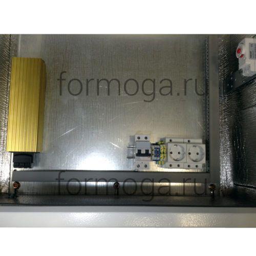 Шкаф монтажный с обогревом ТШ-3-Н-600х600х300 вблизи