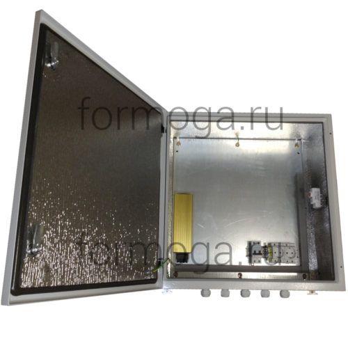 Шкаф монтажный с обогревом ТШ-3-Н-600х600х300