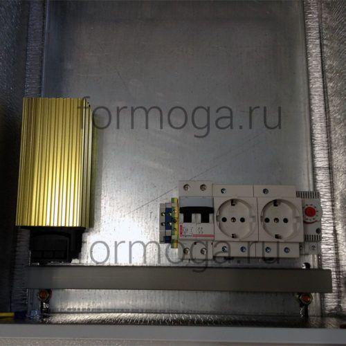 Шкаф монтажный с обогревом ТШ-5-Н 500х400х200 климатика