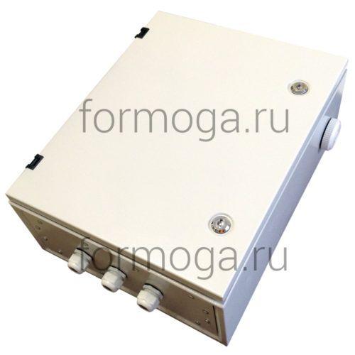 Шкаф монтажный с обогревом ТШ-5-Н 500х400х200 снаружи