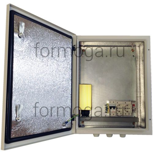 Шкаф монтажный с обогревом ТШ-5-Н 500х400х200