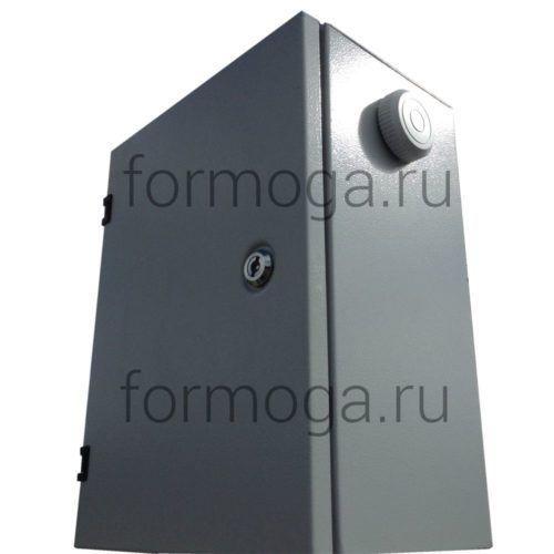 Шкаф монтажный с обогревом ТШ-6-Н400х300х200 снаружи