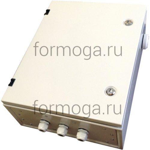 Климатический шкаф для оборудования ТШ-5-НТ 500х400х200 снаружи