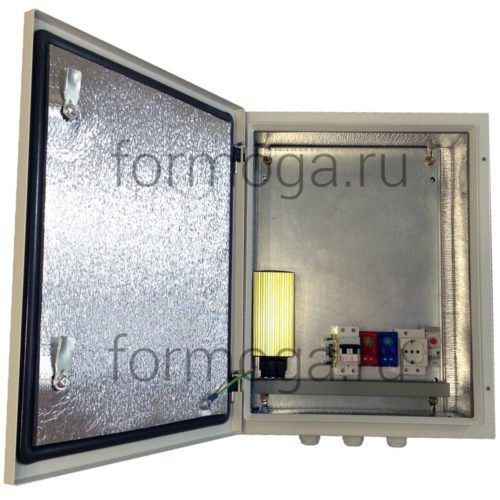 Климатический шкаф для оборудования ТШ-5-НТ 500х400х200
