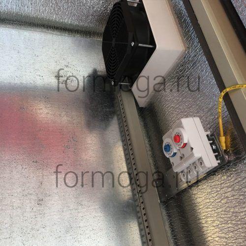 ТШ-2-НВ 800х600х300 вентилятор