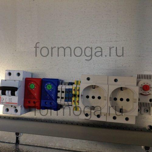 Шкаф климатический уличный ТШ-2-НТ 800х600х300 климатика