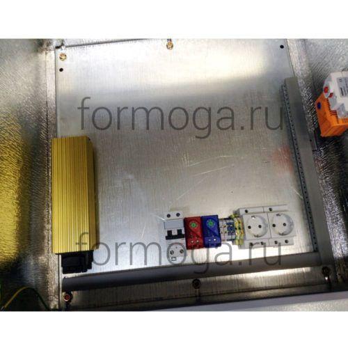 Шкаф металлический уличный ТШ-3-НТГ-600х600х300 вблизи