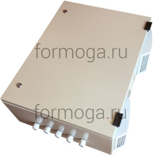 Шкаф с обогревом и вентиляцией-ТШ-2-НВ 800х600х300 снаружи