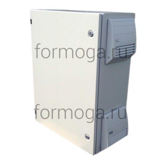 Шкаф с обогревом и вентиляцией ТШ-2-НВ 800х600х300 снаружи