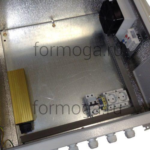 Шкаф с обогревом и вентиляцией ТШ-3-НВ-600х600х300 вблизи