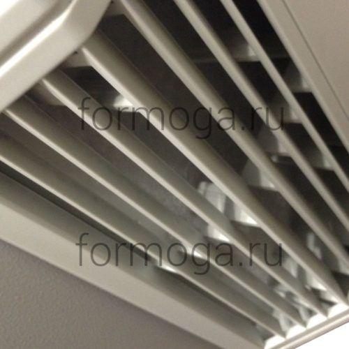 Шкаф с обогревом и вентиляцией ТШ-3-НВ-600х600х300 решетка