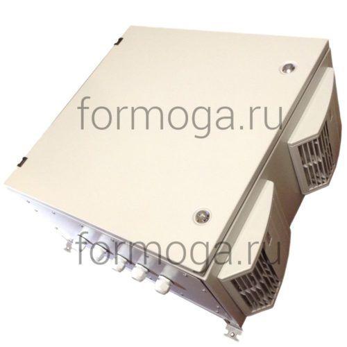 Шкаф с обогревом и вентиляцией ТШ-3-НВ-600х600х300 снаружи