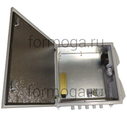 Шкаф с обогревом и вентиляцией ТШ-3-НВ-600х600х300
