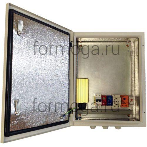 Шкаф электрический уличный ТШ-5-НТГ 500х400х200